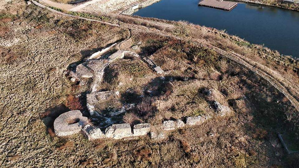 """Cetatea Giurgiu - """"eternul"""" obiectiv turistic - asa cum arata"""