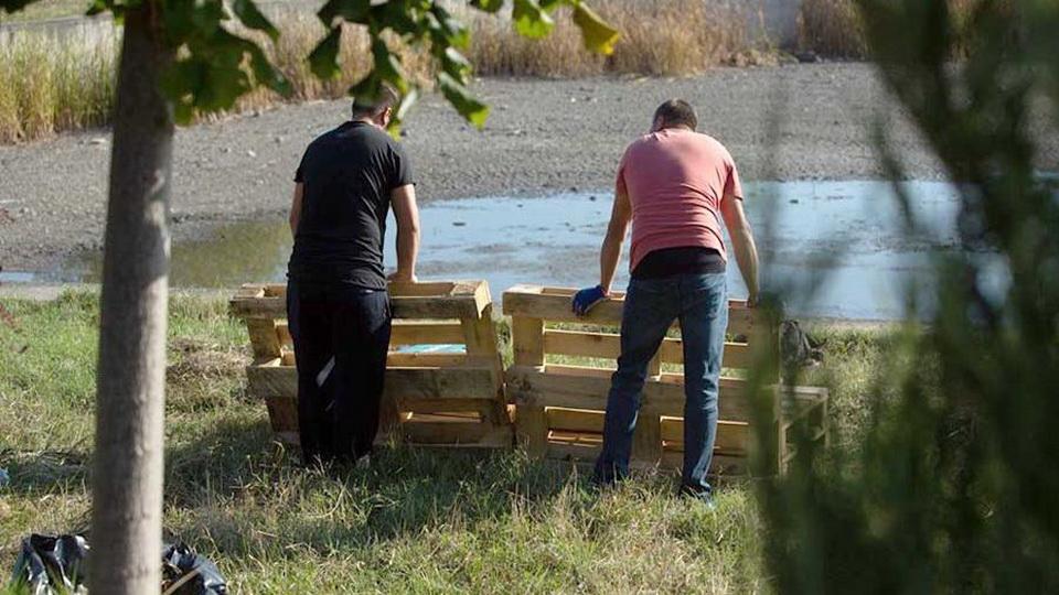 Lac agrement Prietenia, in Giurgiu